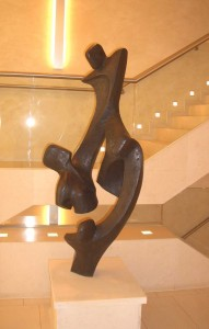 Commissioning a sculpture