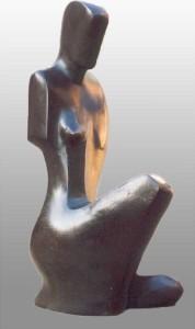 Adolescence, Interior sculpture