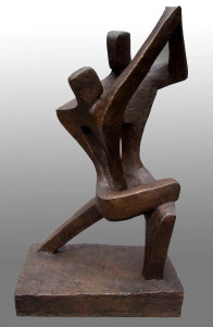 Dance Sculpture, Argentine Tango