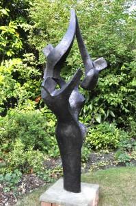 Celebration ll, Garden sculpture
