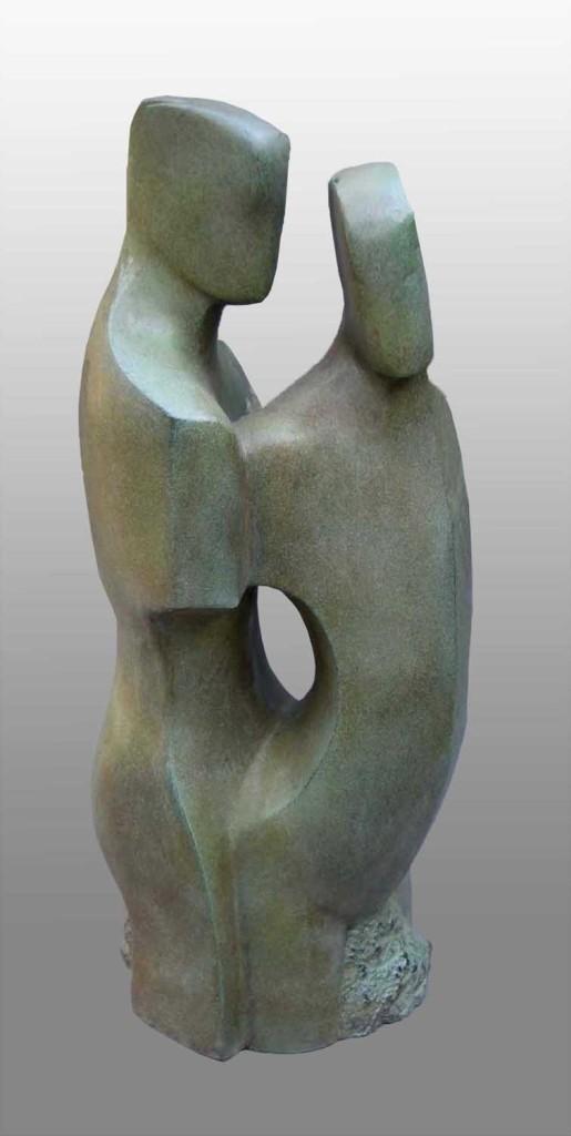 Bronze resin  Interior Sculpture