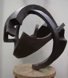 Cast Resin Sculpture
