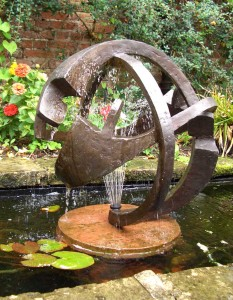 Continuity  Garden Sculpture