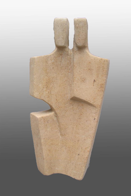 Duet john brown sculptor
