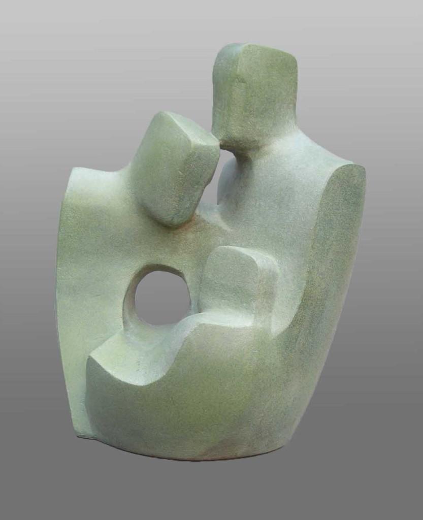 Family , interior sculpture
