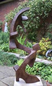 Joy of the Family, Garden Sculpture