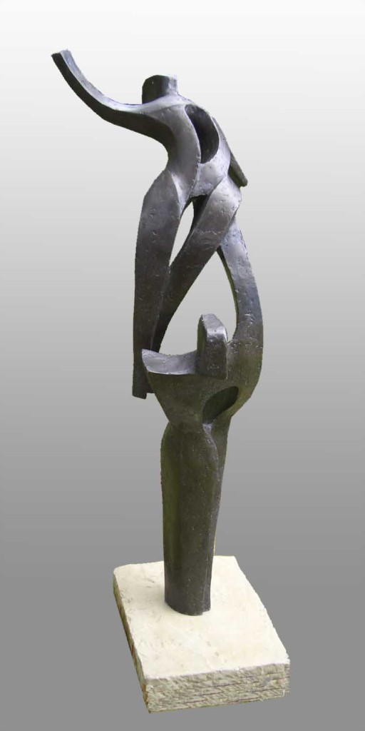 Pas de Deux , Dance Sculpture