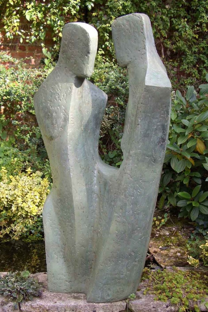 Secrets, Garden Sculpture