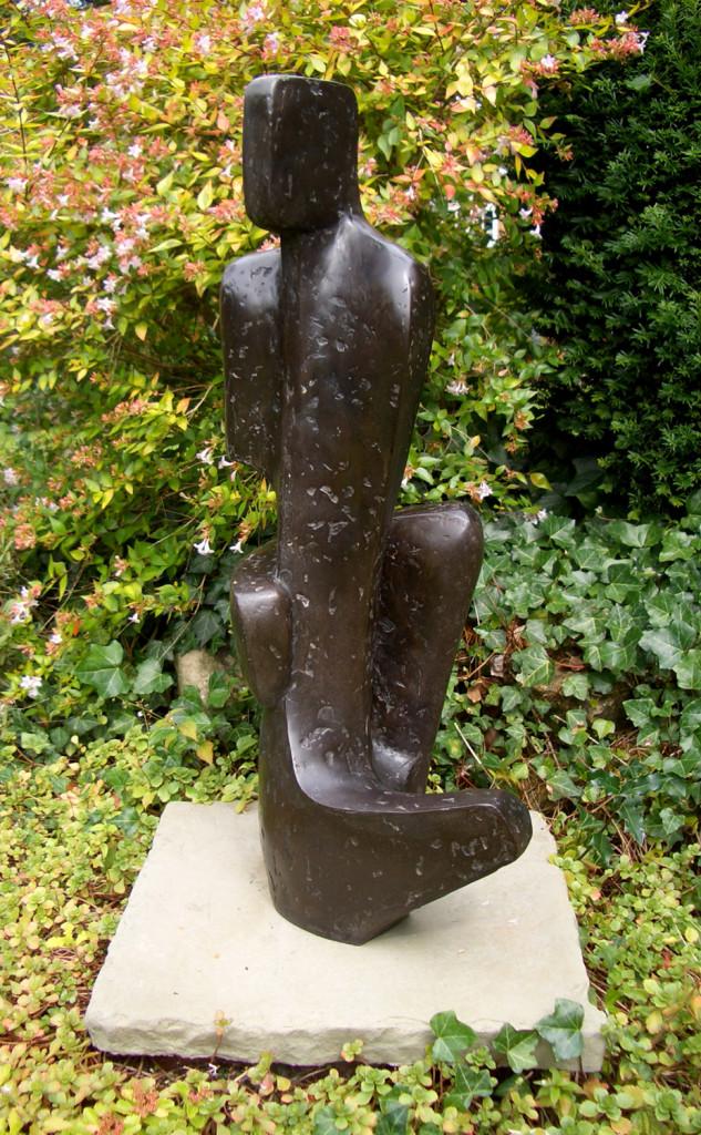 Stillness in the Midst , Garden Sculpture