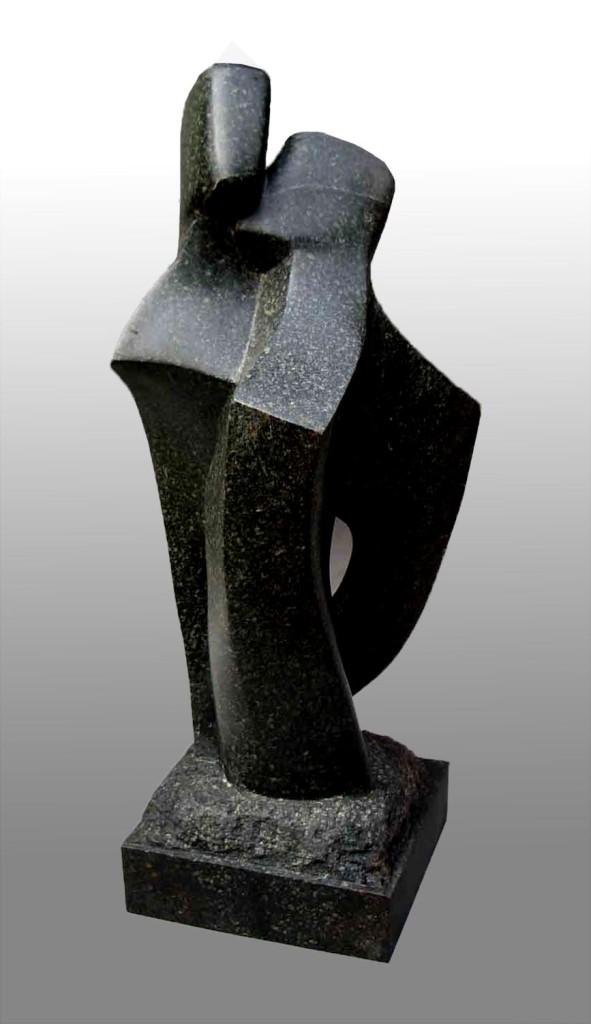 The Kiss, Interior Sculpture
