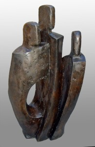 Three, Interior Sculpture