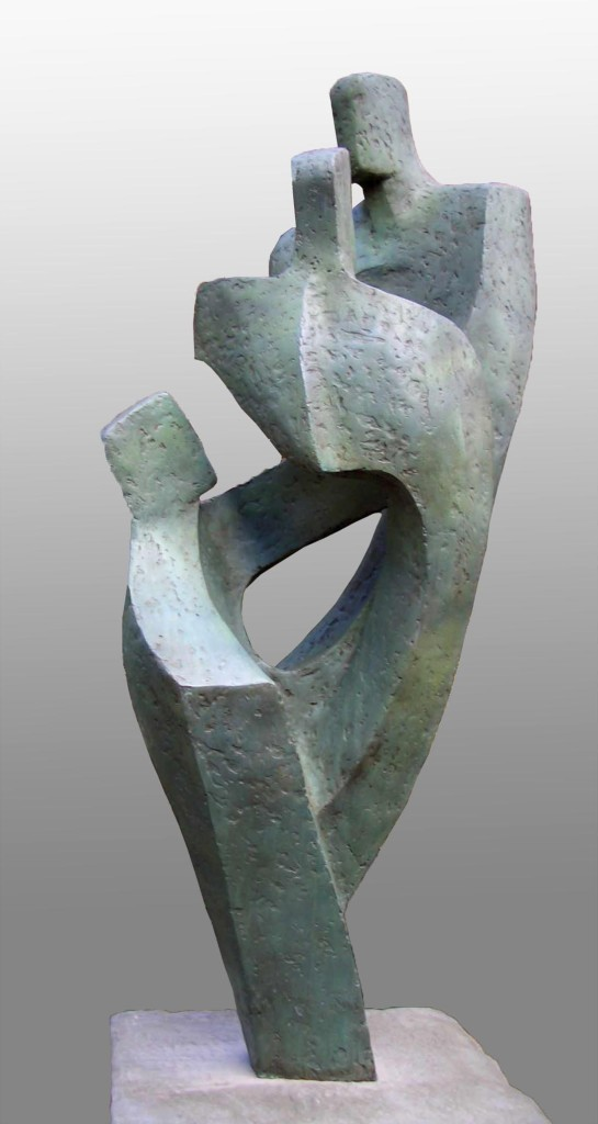 Vision, Corporate Sculpture