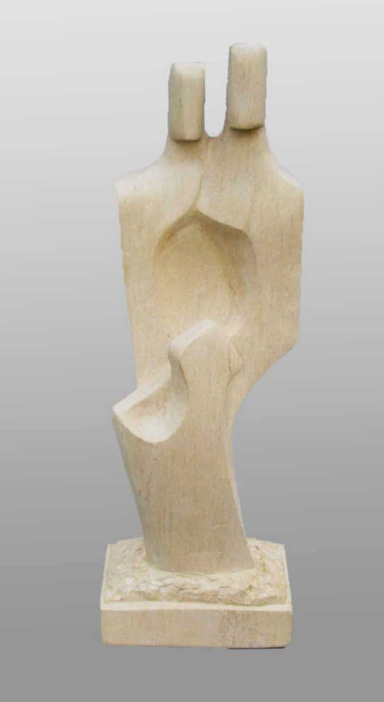 Family Group 2, interior sculpture new copy