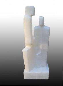 Alabaster Sculpture